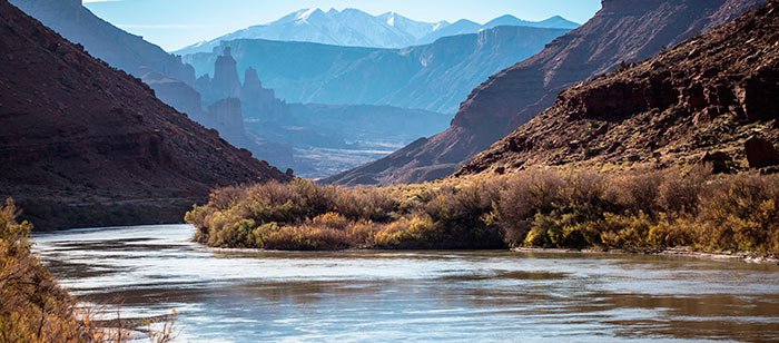Photo of the Colorado River